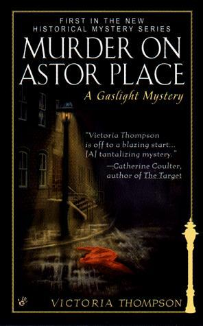 Murder on Astor Place (Gaslight Mystery, #1)