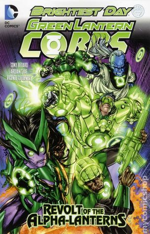 Green Lantern Corps, Vol. 7 by Tony Bedard