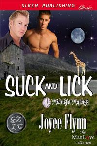 Suck and Lick by Joyee Flynn