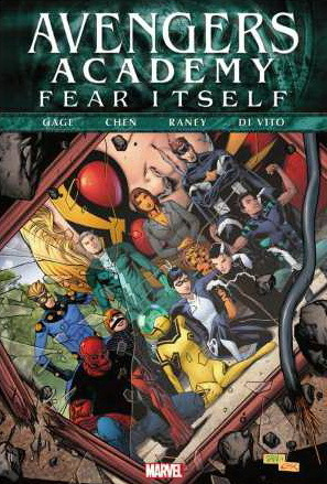 Fear Itself by Christos Gage