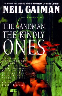 The Sandman, Vol. 9 by Neil Gaiman