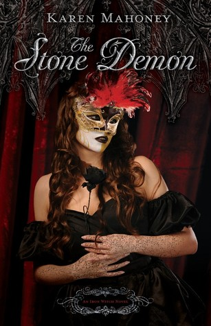 The Stone Demon (The Iron Witch, #3)