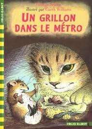 Un grillon dans le métro by George Selden
