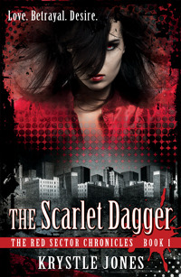 The Scarlet Dagger by Krystle Jones