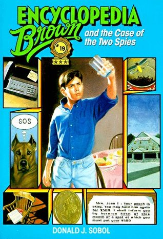 Encyclopedia Brown And The Case Of The Two Spies (Encyclopedia Brown (Turtleback))