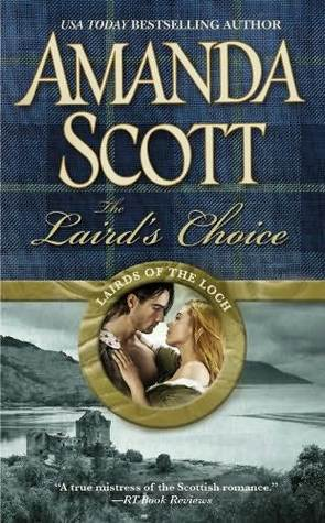 The Laird's Choice by Amanda Scott