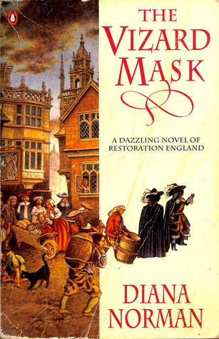 The Vizard Mask by Diana Norman