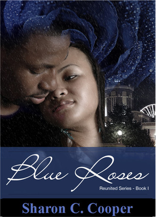 Blue Roses by Sharon C. Cooper