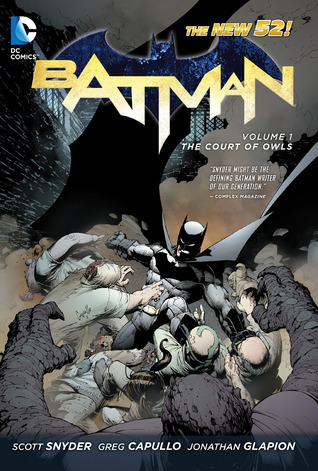 Batman, Vol. 1: The Court of Owls