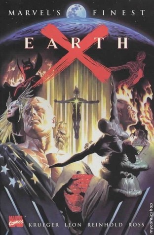 Earth X by Alex Ross