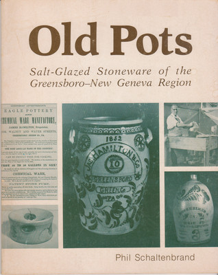 Old Pots by Phil Schaltenbrand