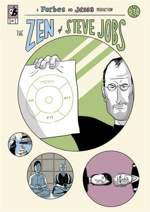 The Zen of Steve Jobs by Caleb Melby