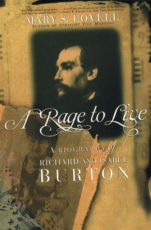 A Rage to Live by Mary S. Lovell