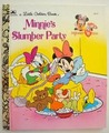 Minnie's Slumber Party (A Little Golden Book)