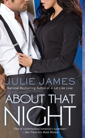 about that night - julie james