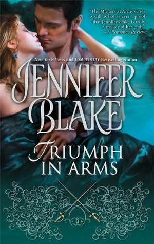 Triumph in Arms (Masters at Arms, #6)