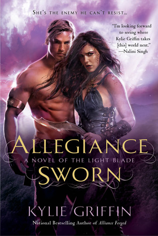 Allegiance Sworn by Kylie Griffin