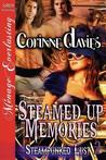 Steamed Up Memories (Steampunked Lust, #2)