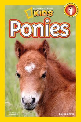 National Geographic Readers: Ponies