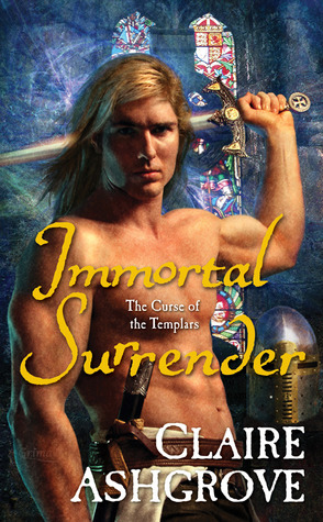 Immortal Surrender by Claire Ashgrove