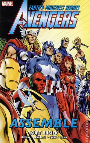 Avengers Assemble, Vol. 4 by Kurt Busiek