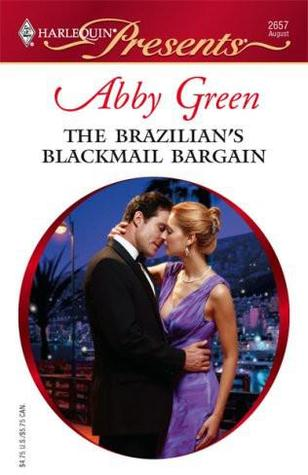 Free download The Brazilian's Blackmail Bargain (Bedded by Blackmail) PDF