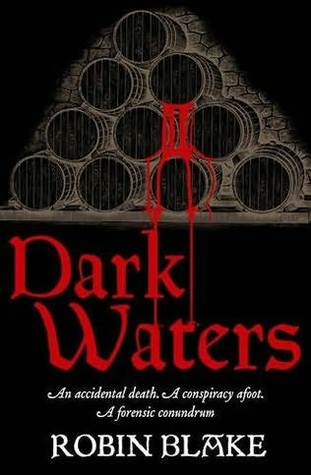 Dark Waters (Cragg & Fidelis Mystery #2)