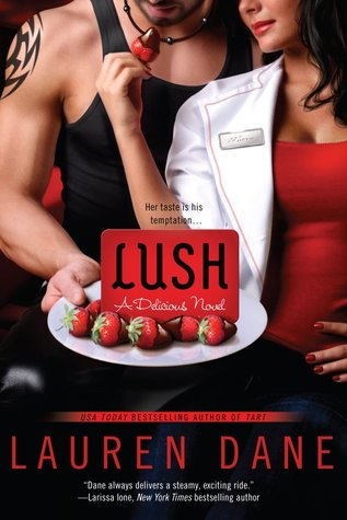 Post thumbnail of Review: Lush by Lauren Dane