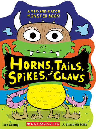 Find Horns, Tails, Spikes, and Claws PDF
