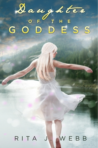 Daughter of the Goddess by Rita J Webb
