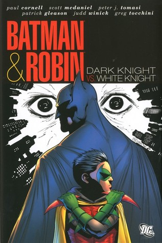 Batman and Robin by Paul Cornell