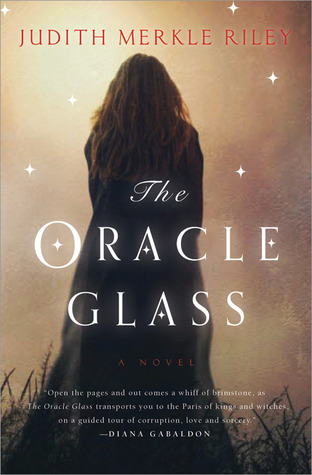 Review: The Oracle Glass by Judith Merkle Riley