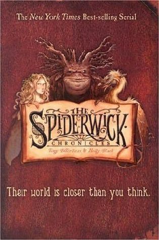 The Spiderwick Chronicles: the First Complete Serial (The Spiderwick Chronicles, #1-5)