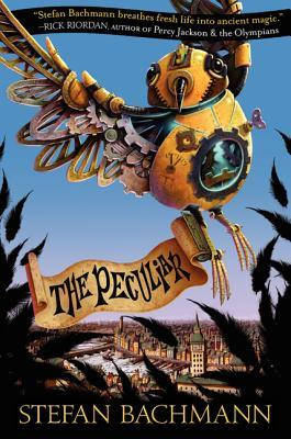 The Peculiar (The Peculiar, #1)