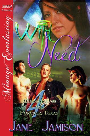 Wild Need by Jane Jamison