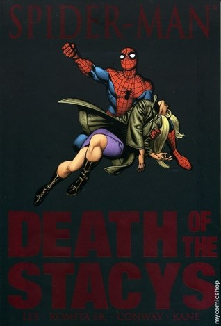 Spider-Man: Death of the Stacys - 26.6KB