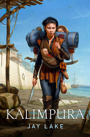 Kalimpura (Green Universe, #3)