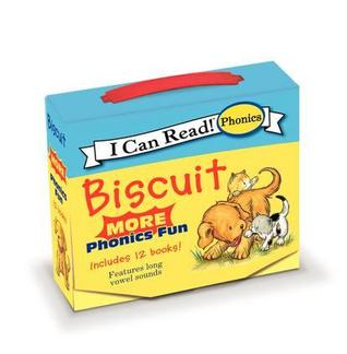 Biscuit More Phonics Fun