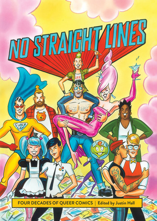 No Straight Lines by Justin Hall