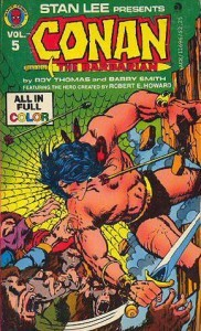 The Complete Marvel Conan the Barbarian, Vol. 5 by Roy Thomas