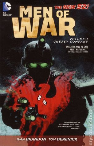 Men of War, Vol. 1: Uneasy Company