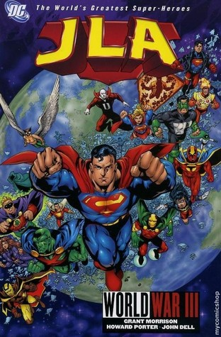 JLA, Vol. 6 by Grant Morrison