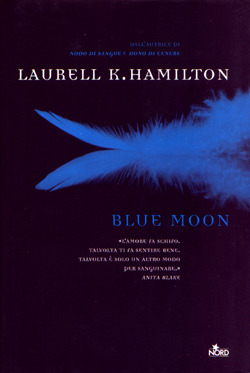 Blue moon by Laurell K. Hamilton