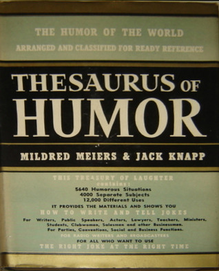 THESAURUS OF HUMOR