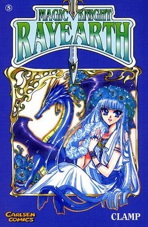 Magic Knight Rayearth II, Bd. 5 by CLAMP