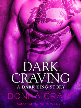 Dark Craving (Dark Kings, #1)