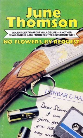 No Flowers, by Request (Inspector Rudd #13)