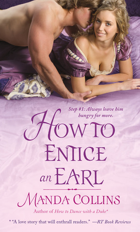 How to Entice an Earl by Manda Collins