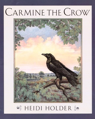 Carmine the Crow by Heidi Holder