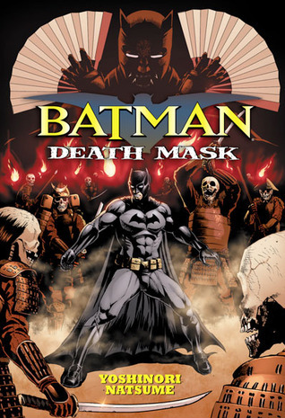 Batman: Death Mask Batman